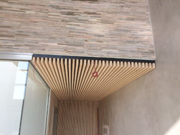 Soffitto per reception